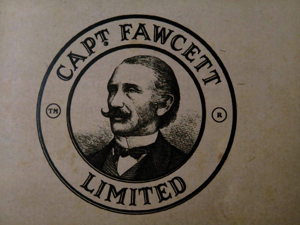 CAPT FAWCETT – Bartöl und Schnauz Wachs
